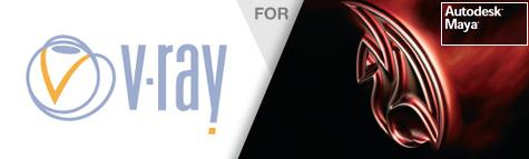 V-Ray pr Maya