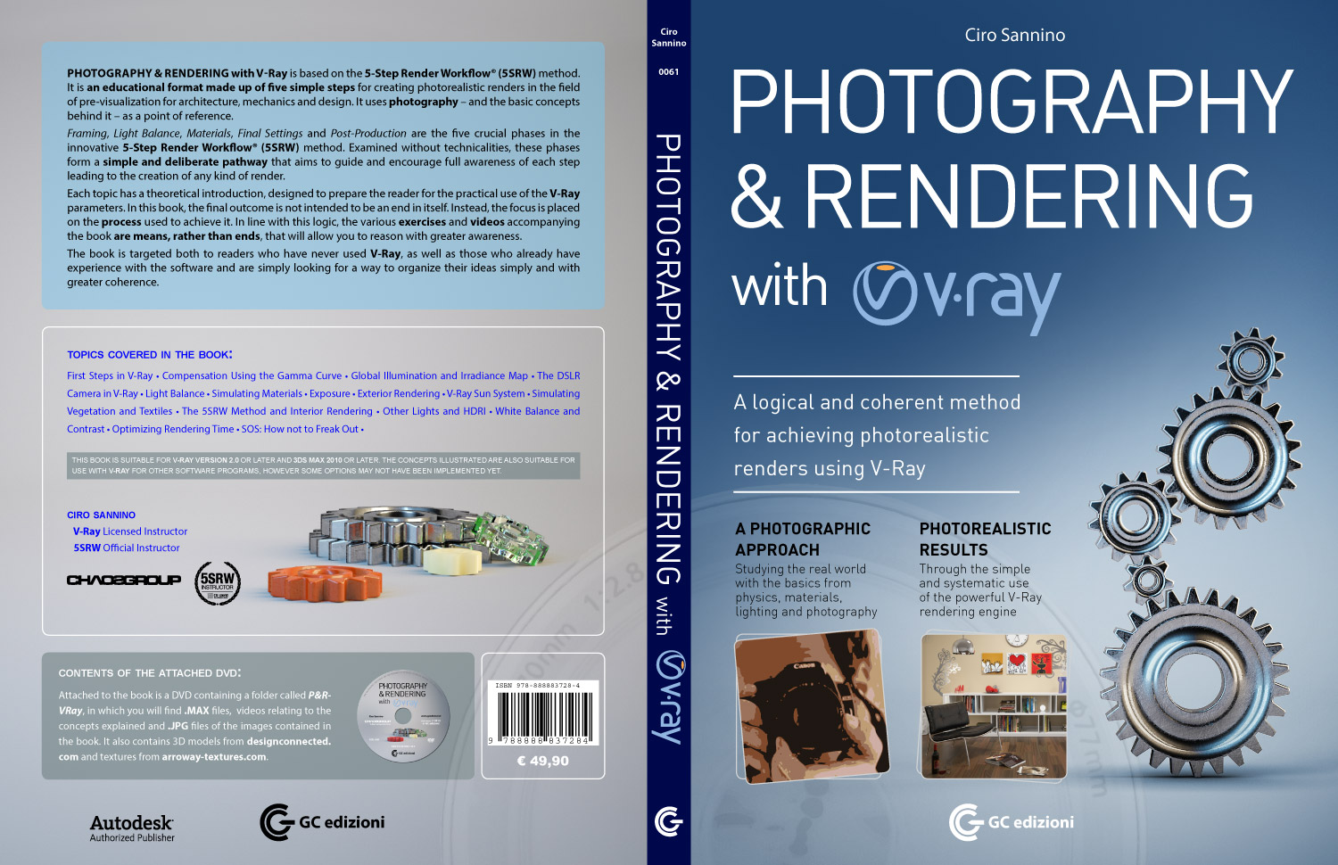 Photography rendering with v ray book ciro sannino - Vray exterior rendering settings pdf ...